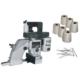 İşkur Makina Gk261/A Çuval Ağzı Dikiş Makinası Komple Dikme Seti