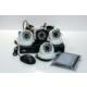 Secret Güvenlik AHD 3 İç 1 Dış Kameralı Hazır Güvenlik Kamera Sistemi