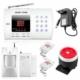 Kerui Ev,ofis,dükkan kablosuz hırsız alarm sistemi - telefon aramalı
