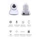 Paletech DO-IP20HD Hareketli Kablosuz Çift Anten Gece Görüşlü Güvenlik ve Bebek Kamerası