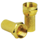 Cablemaster Gold F Connector 10 Adet