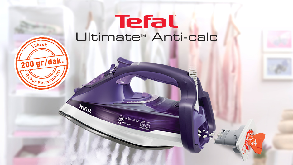 Tefal Ultimate Anti-calc