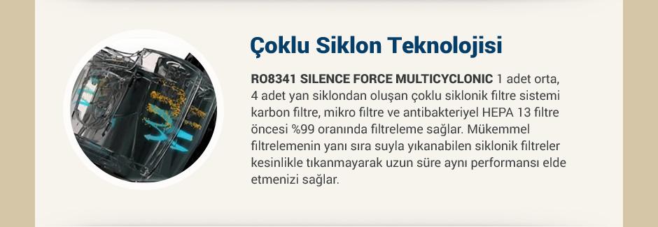 Rowenta Silence Force Multi Cyclonic