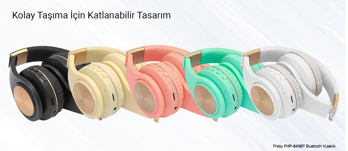 Frisby FHP-840BT Bluetooth Kulaklık