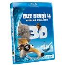 Ice Age 4: Continental Drift (Buz Devri 4: Kıtalar Ayrılıyor) (3D Blu-Ray Disc)