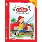 Caillou Itfaiyeci (DVD)