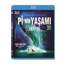 Life Of Pi (Pi'nin Yasamı) (3D + 2D Blu-Ray Disc)