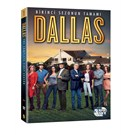 Dallas Sezon 1 (DVD) (Özel Kutu) (3 Disk)