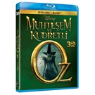 Oz The Great and Powerful (Muhteşem ve Kudretli Oz) (3D Blu-Ray Disc) (2 Disk)