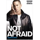 Eminem Not Afraid Maxi Poster