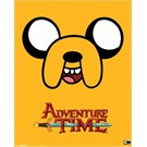 Adventure Time Jake Mini Poster