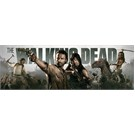 Walking Dead Door Poster