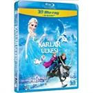 Frozen (Karlar Ülkesi) (3D+2D Blu-Ray Disc)