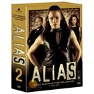 Alias Season 2 (Alias 2. Sezon) (6 Disc)