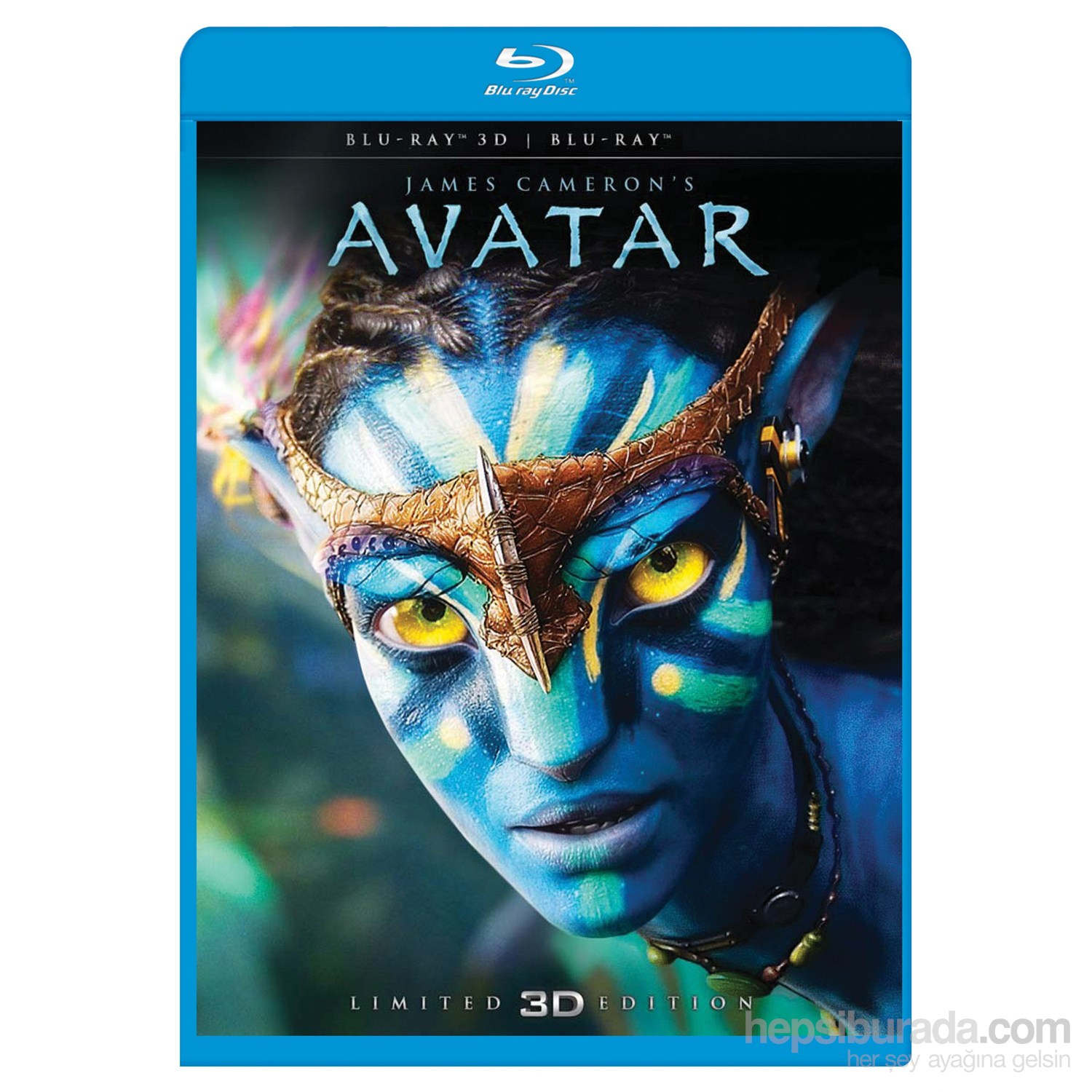 Avatar (3D Blu-Ray Disc)