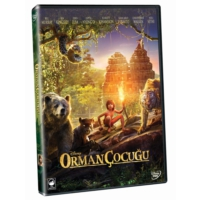 Jungle Book (Live Action) (Orman Çocuğu) (DVD)