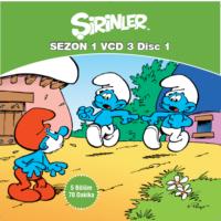 Şirinler Sezon-1 Vcd-3 Disc-1