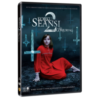 Conjuring 2 (Korku Seansı 2) (Dvd)
