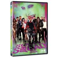 Suicide Squad: Gerçek Kötüler 2 Disk Özel Versiyon (Dvd)