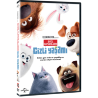 Evcil Hayvanların Gizli Yaşamı Dvd