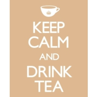 Pyramid International Mini Poster Keep Calm And Drink Tea Mpp50307