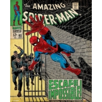 Pyramid International Mini Poster Marvel Spiderman Escape Impossible Mpp50553