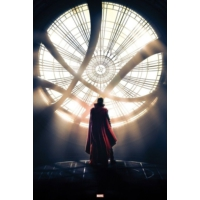 Pyramid International Maxi Poster Doctor Strange Window Pp34009