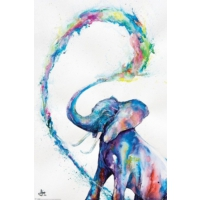 Pyramid International Maxi Poster Marc Allante Elephant Pp33907