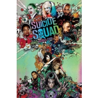 Pyramid International Maxi Poster Suicide Squad Nuke Pp33944