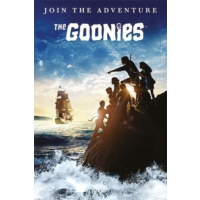 Pyramid International Maxi Poster The Goonies Join The Adventure Pp34011