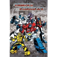 Pyramid International Maxi Poster Transformers G1 Retro Comics Pp33999