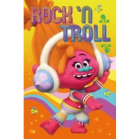 Pyramid International Maxi Poster Trolls Dj Pp33977