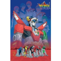Pyramid International Maxi Poster Voltron Legacy Pp34005
