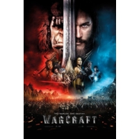 Pyramid International Maxi Poster Warcraft One Sheet Pp33887