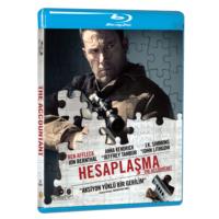 Hesaplaşma - The Accountant Blu Ray Disc