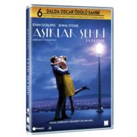 La La Land - Aşıklar Şehri Dvd
