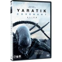 Alien Covenant - Yaratık Covenant Dvd