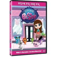 Littlest Pet Shop Sezon 1 Seri 1 (Minişler Sezon 1 Seri 1) (DVD)
