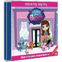 Minişler Sezon 1 Seri 1 (Littlest Pet Shop Sezon 1 Seri 1) (VCD)