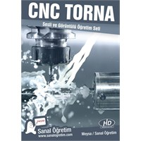 Cnc Torna Programlama (DVD)