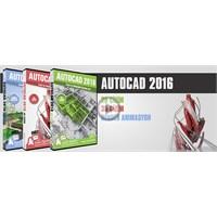 Autocad 2016 (DVD)