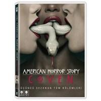 American Horror Story Sezon 3 (DVD)