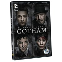 Gotham Season 1 (Gotham Sezon 1) (Dvd)