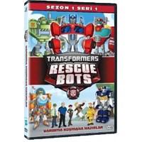 Tranformers Rescue Bots Sezon 1 Seri 1 (DVD)