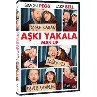 Man Up (Aşki Yakala) (DVD)