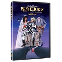 Beetlejuice (Beter Böcek) ( DVD )