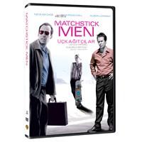 Matchstick Men (Üçkağıtçılar) ( DVD )