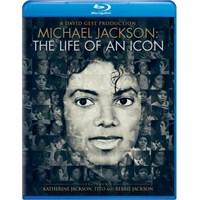Michael Jackson: The Life of an Icon (Michael Jackson: Bir Efsanenin Yaşamı) (Blu-Ray Disc)