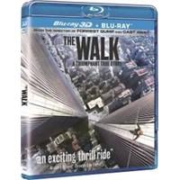 The Walk (Tehlikeli Yürüyüş) (3D+2D Blu-Ray Disc)