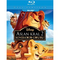 The Lion King 2: Simbas Pride (Aslan Kral 2: Simbanın Onuru) (Blu-Ray Disc)